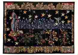 Art - Tapisserie - Jean Lurçat - The Garden In The Night - CPM - Voir Scans Recto-Verso - Schöne Künste