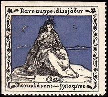 1913. Thorvaldsens Fjelagsins. () - JF363545 - Iceland