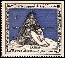 1913. Thorvaldsens Fjelagsins. () - JF363549 - Iceland