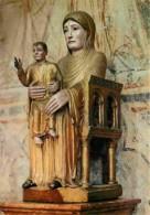 Art - Art Religieux - Tournus - Eglise Saint Philibert - Vierge à L'Enfant Dite Notre Dame La Brune - CPM - Voir Scans R - Gemälde, Glasmalereien & Statuen