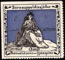 1913. Thorvaldsens Fjelagsins. () - JF363550 - Iceland