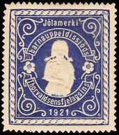 1921. JÓLIN. () - JF363553 - Iceland