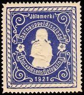1921. JÓLIN. () - JF363555 - Iceland