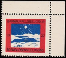 1922. JÓLIN. () - JF363559 - Iceland