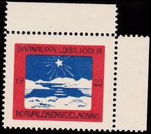1922. JÓLIN. () - JF363561 - Iceland