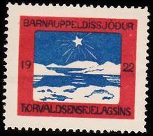 1922. JÓLIN. () - JF363563 - Iceland