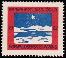 1922. JÓLIN. () - JF363564 - Iceland