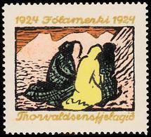 1924. JÓLIN. () - JF363565 - Iceland