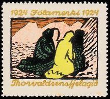 1924. JÓLIN. () - JF363566 - Iceland