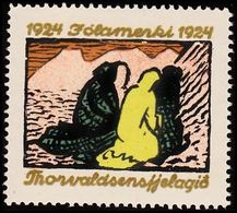 1924. JÓLIN. () - JF363572 - Iceland