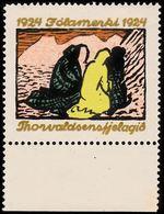 1924. JÓLIN. () - JF363571 - Iceland