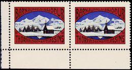 1932. JÓLIN. Pair. () - JF363574 - Iceland