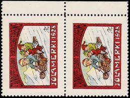 1928. JÓLIN. Pair. () - JF363575 - Iceland