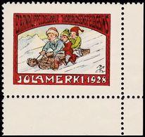 1928. JÓLIN.  () - JF363576 - Iceland