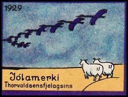 1929. JÓLIN. () - JF363578 - Iceland