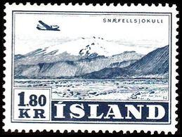 1952. Airmail. 1,80 Kr. (Michel 278) - JF363593 - 1944-... Republic