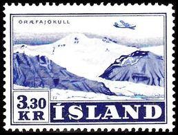 1952. Air Mail. 3,30 Kr. (Michel 280) - JF363595 - 1944-... Republic