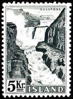 1956. Electric Power Plants And Waterfalls Og Vandfald. 5 Kr. (Michel 310) - JF363602 - 1944-... Republic