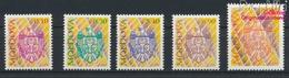 Moldawien 113-117 (kompl.Ausg.) Postfrisch 1994 Wappen (9458295 - Moldawien (Moldau)