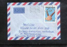 Togo Interesting Airmail Letter - Togo (1960-...)