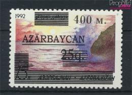 Aserbaidschan 165II (kompl.Ausg.) Postfrisch 1994 Aufdruckausgabe (9458322 - Azerbaïdjan