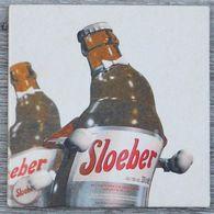 Sous-bock SLOEBER Bierdeckel Bierviltje Coaster (CX) - Sotto-boccale