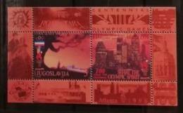Yougoslavie 1996 / Yvert Bloc Feuillet N°43 / ** - Blocs-feuillets