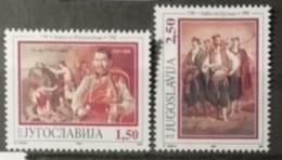 Yougoslavie 1996 / Yvert N°2641-2642 / ** - 1992-2003 République Fédérale De Yougoslavie