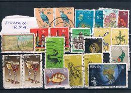 SELLOS SUELTOS USADOS DE SUDAFRICA - South Africa (1961-...)