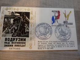 FIN DE LA GUERRE 08 MAI 1945 - Obj. 'Souvenir De'