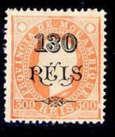 ! ! Mozambique - 1903 King Luis OVP 130 R - Af. 74 - No Gum - Mozambique