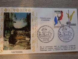 VICTOIRE 8 MAI 1945 COLLECTION FRANCE LIBRE - Obj. 'Souvenir De'