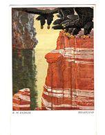 WW1 -  R. M. Eichler - Helgoland - Jugend Postkarte - FELDPOST -der 2.Marine - Div. - Guerra 1914-18