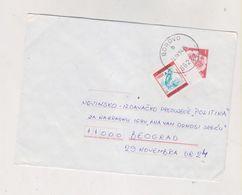 CROATIA, KRAJINA BOROVO 1994 Nice Cover - Croatie