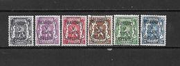 BELGIO - 1938 - PREANNULLATI 1E SG (CATALOGO UNIFICATO) - Belgium
