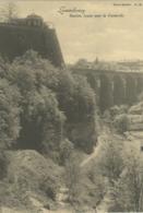 LU LUXEMBOURG  / Bastion Louis Avec La Passerelle  Carte Bernhoeft Carte Réforme N°4  /   Format Spécial 11,9 Cm * 17 Cm - Luxemburg - Stad
