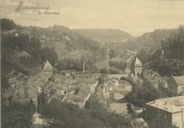LU LUXEMBOURG  / Le Pfaffenthal Carte Bernhoeft Carte Réforme N°5  /   Format Spécial 11,9 Cm * 17 Cm - Luxemburg - Stad