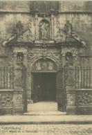 LU LUXEMBOURG  / Portail De La Cathedrale Carte Bernhoeft Carte Réforme N° 42  /  Format Spécial 11,9 Cm * 17 Cm - Luxemburg - Stad