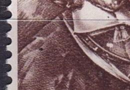 """1943-44 Zeehelden 20 Cent Bruin Met Plaatfout """"witte Vlek Op De Borst"""" Zegel 41 NVPH 417 P2 Postfris - Errors & Oddities"""