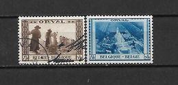 BELGIO - 1939 - N. 515 USATO - N. 516* (CATALOGO UNIFICATO) - Belgium