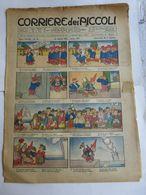 - CORRIERE DEI PICCOLI N 34 - 1936 - PUBBLICITA' CIRIO  - BUONO - Corriere Dei Piccoli