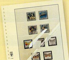 Vordruck-Album Portugal 2008 Neu 48€ LINDNER-T 220/08 Ohne Falz Jahrgang 16 Seiten Komplett Stamps Page Of Albums - Album & Raccoglitori