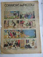 - CORRIERE DEI PICCOLI N 11 - 1937 - PUBBLICITA' CIRIO  - BUONO - Corriere Dei Piccoli