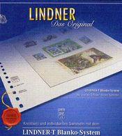 Vordruck-Album Portugal 2009 Neu 42€ LINDNER-T 220/08 Ohne Falz Jahrgang 14 Seiten Komplett Stamps Page Of Albums - Album & Raccoglitori
