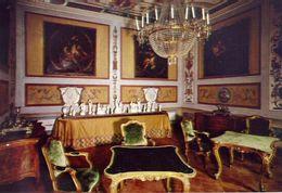 Segromigno - Lucca - Villa Manzi - Sala Da Gioco - Formato Grande Non Viaggiata – E 16 - Massa