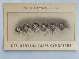 C. P. A. : Souvenir Des Merveilleuses Gymnastes - Gimnasia