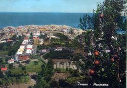 Tropea - Panorama - Formato Grande Viaggiata – E 16 - Italy