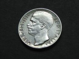 ITALIE - ITALIA - 10 Lire 1927 - Vittorio Emmanuele III   *** ACHAT IMMEDIAT *** - 1900-1946 : Victor Emmanuel III & Umberto II