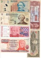 America Lot 12 Banknotes - Banknoten