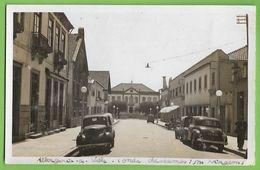 Albergaria-a-Velha - Centro Da Vila - Old Cars - Voitures. Aveiro. Portugal (Fotográfico) - Aveiro